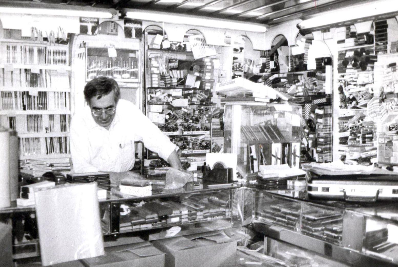 Repair fountain pen Asghar Latifi